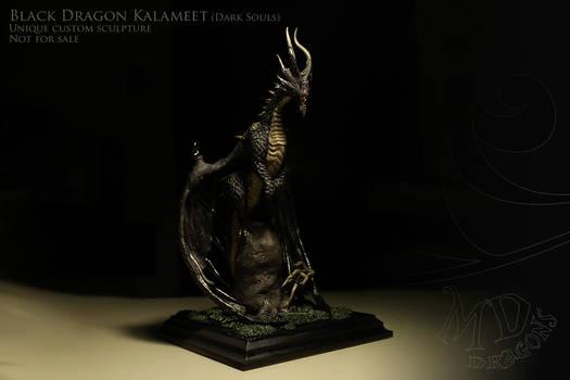Black Dragon Kalameet V3 (commissioned)