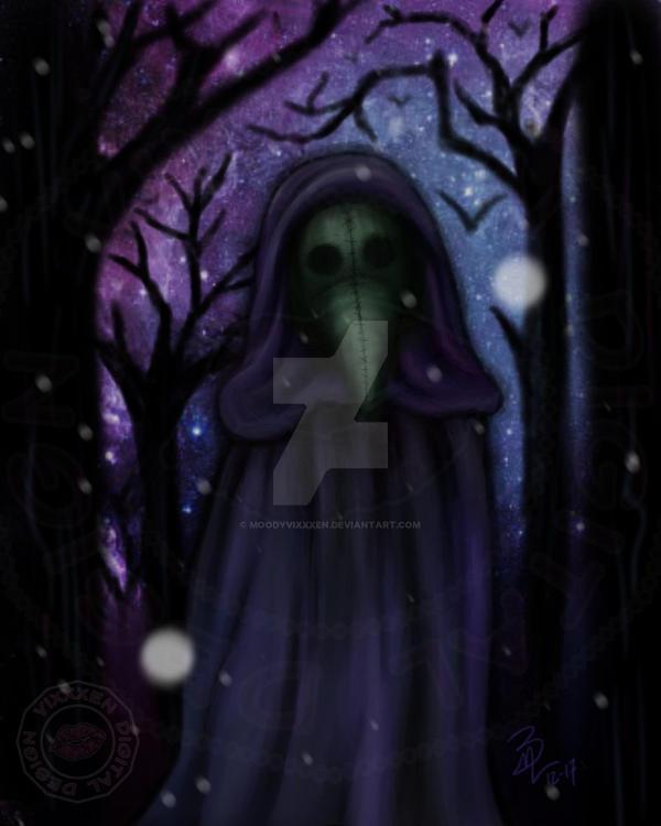 Midnight by MoodyVixxxen