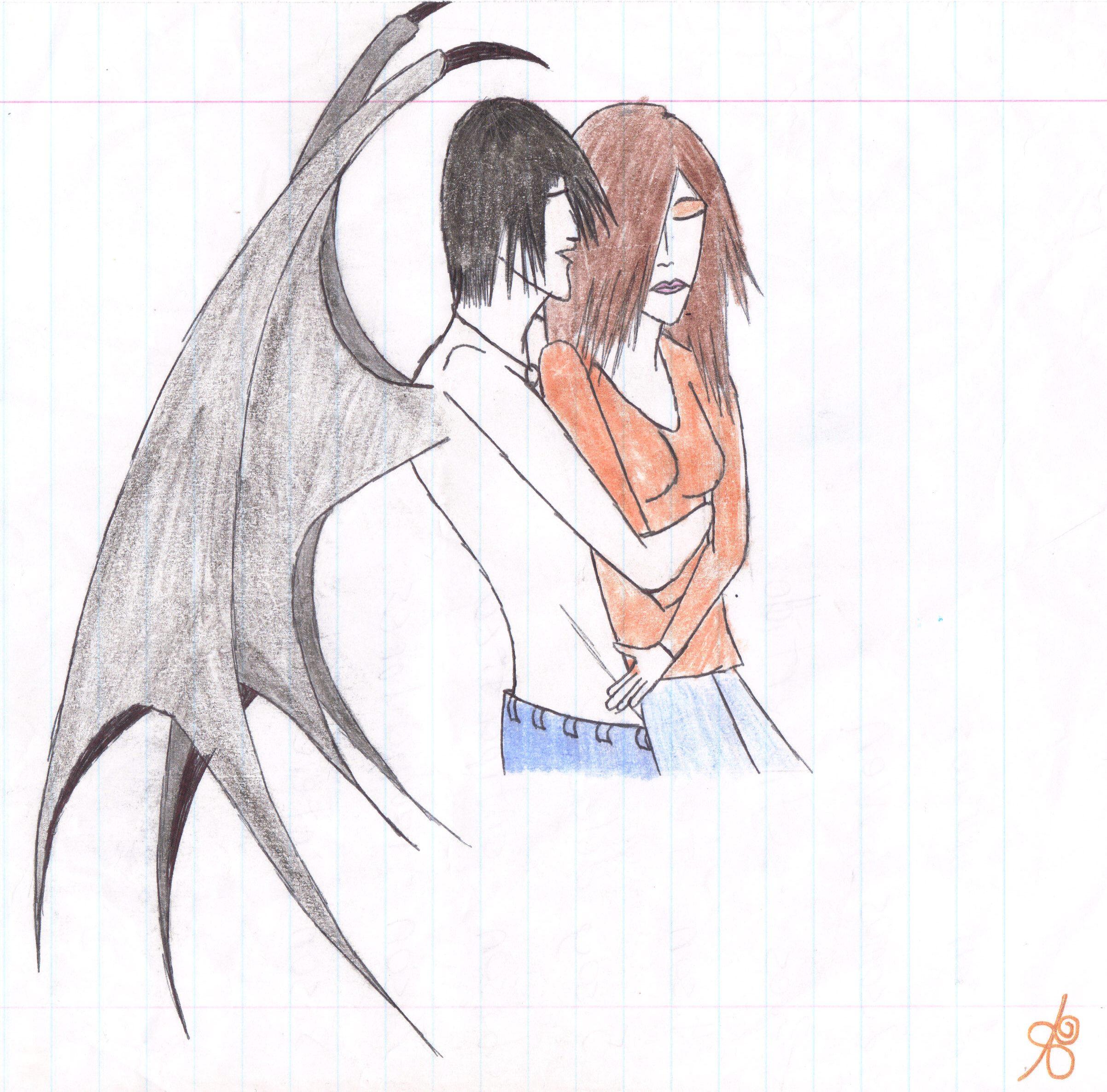 Demon Lover by AlphaWolfAl