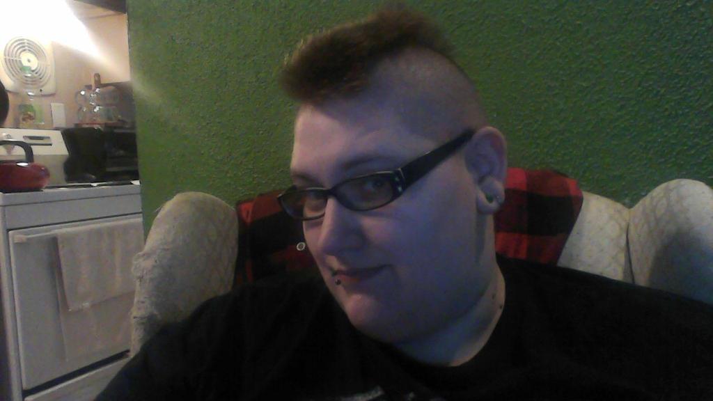 Alpha Got A Haircut by AlphaWolfAl