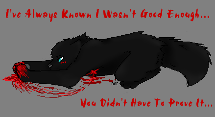 You Don't Even Know by AlphaWolfAl