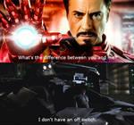 Batman, Iron Man
