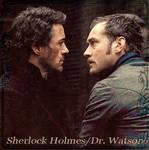 Sherlock Holmes and Dr. Watso