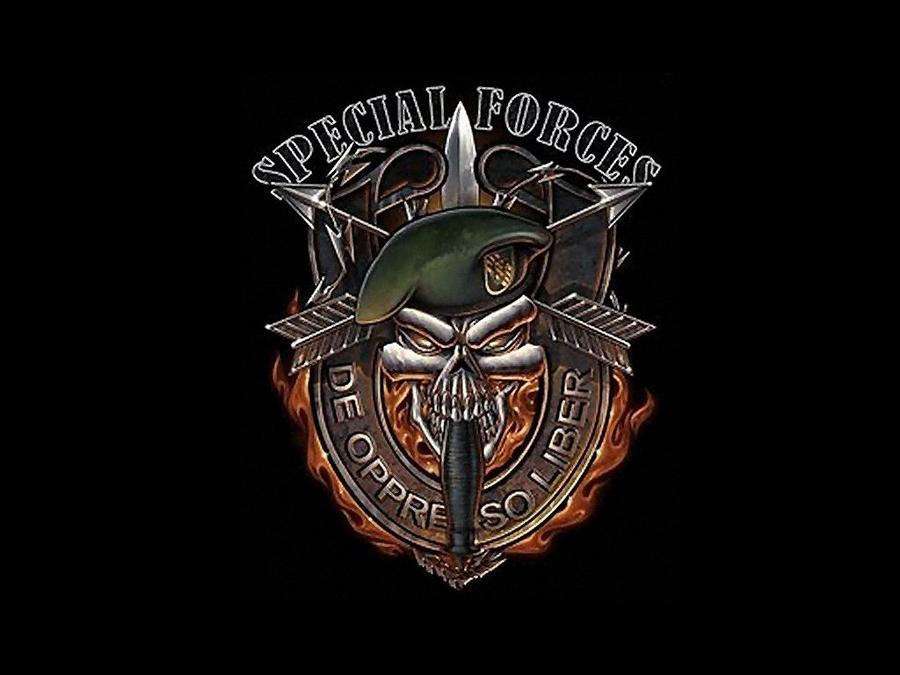 Wallpaper army ranger logo by lool705