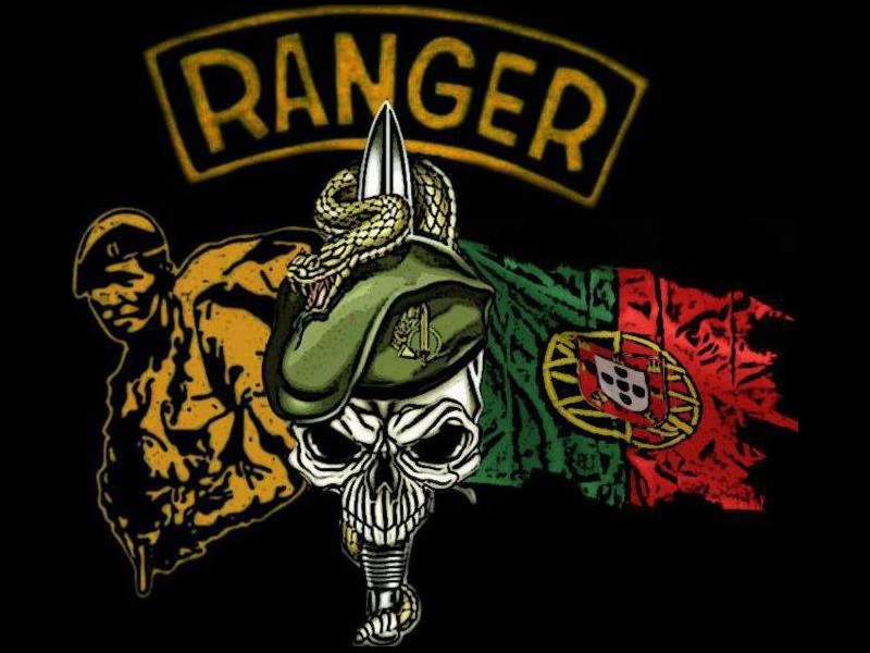Exercito Portugues Logo Ranger Wallpaper By Lool705