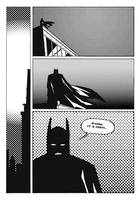 BATMAN: FEAR by OFFO