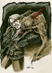 White Wolf and Fleder