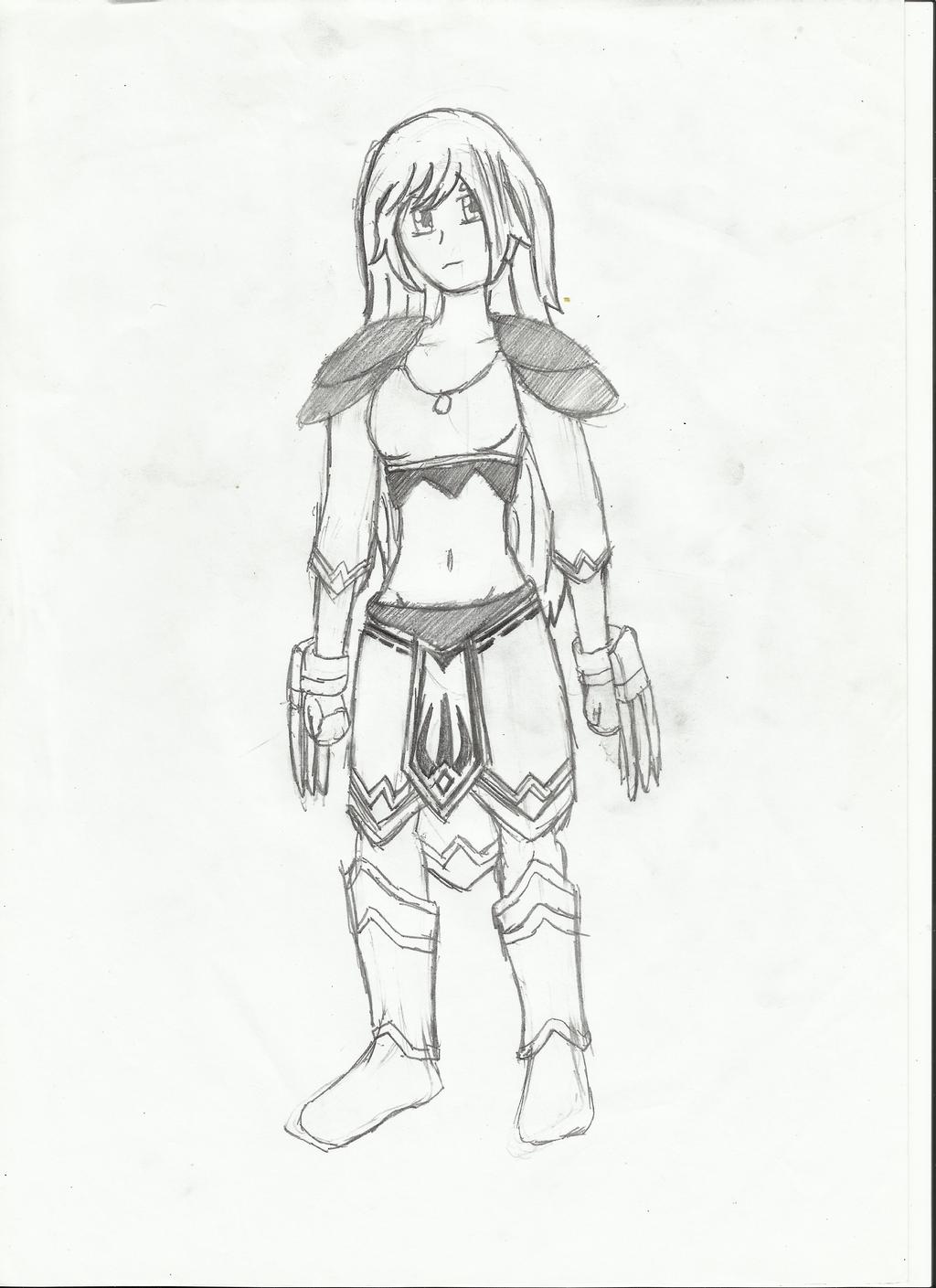 Redwind sketch by AeonAGV