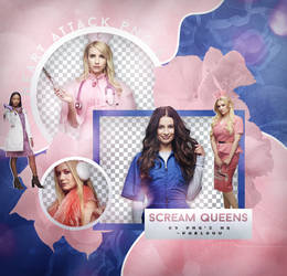 +Scream Queens|Pack Png.