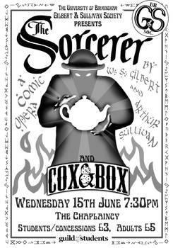The Sorcerer - Poster