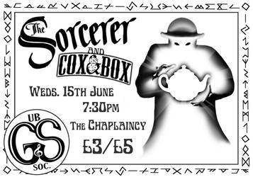 The Sorcerer - tickets by tomrollo