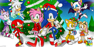 Sonic Christmas 2012