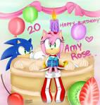 Happy 20th Birthday AMY!