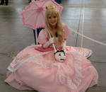 SSBB Princess Peach Cosplay