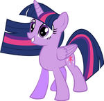 Twilight Sparkle (Vector TEST)