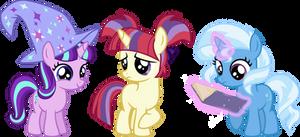 AU Filly Ponies