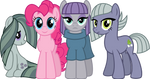 The Sisters of Pie family