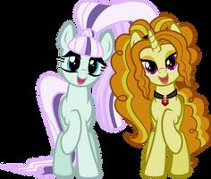 Best pony singers by Osipush
