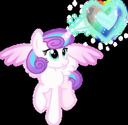 Flurry Heart's future destiny by Osipush