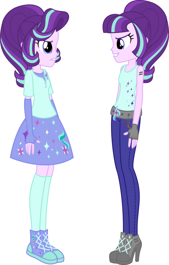 EqG My Past is Not Today [Starlight Version] by Osipush