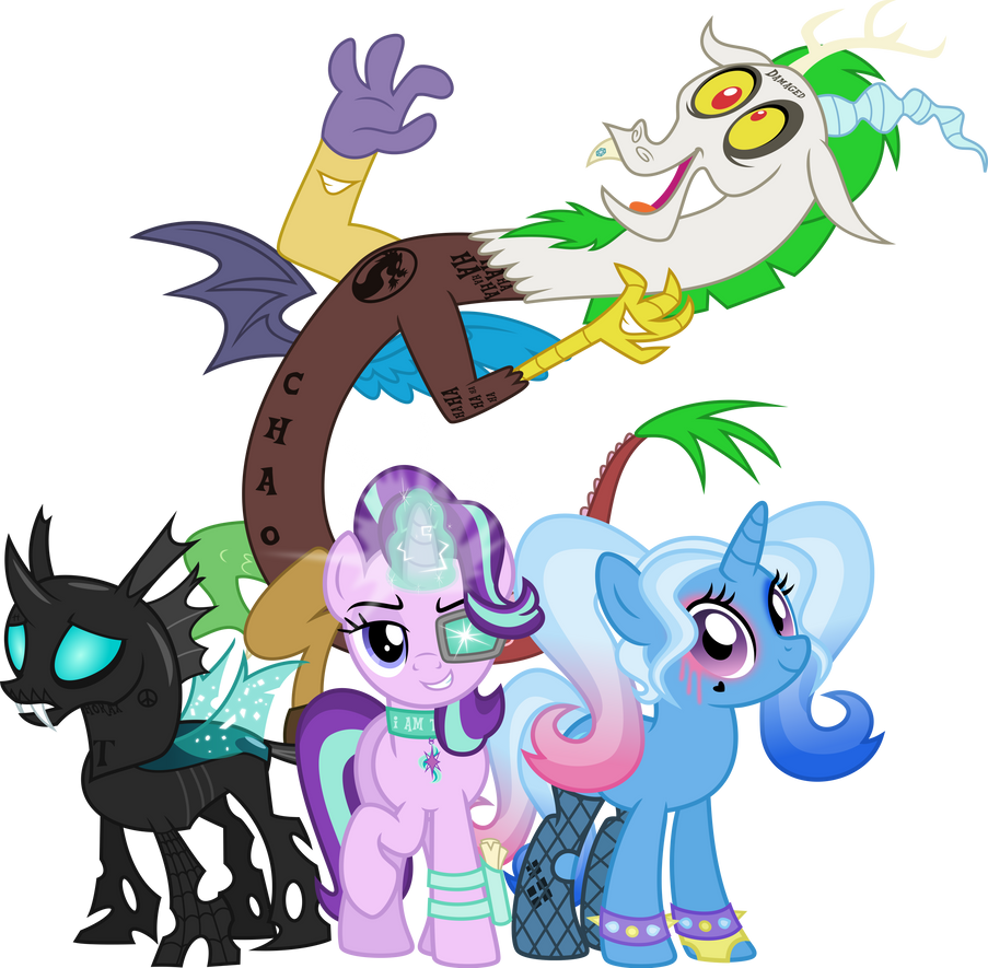 suicide_squad__mlp_version__by_osipush-d