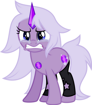 SU Amethyst - Pony Version