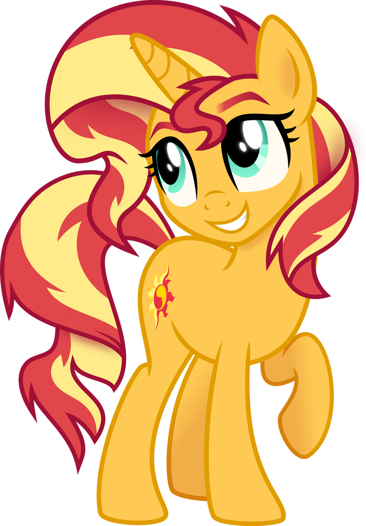 My Style - Sunset Shimmer (READ THE DESCRIPTION) by Osipush