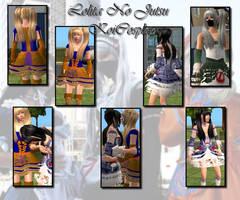 Lolita No Jutsu Sims 2 Part 1