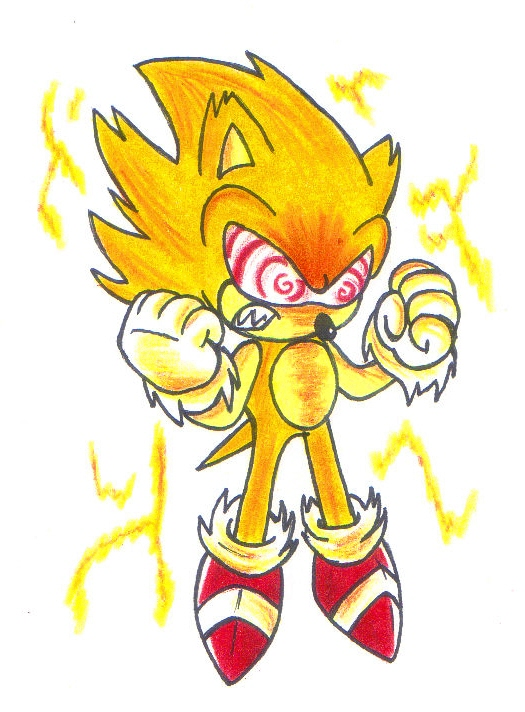 how to become super sonic in sonic 1