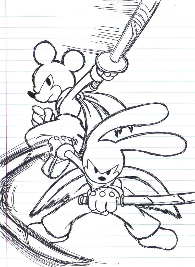 coloring pages oswald coloring pages epic mickey coloring sheets google twit and oswald pages sketch page