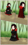 Ruby rose into quicksand 02