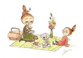 picnic by omena-ruhtinas