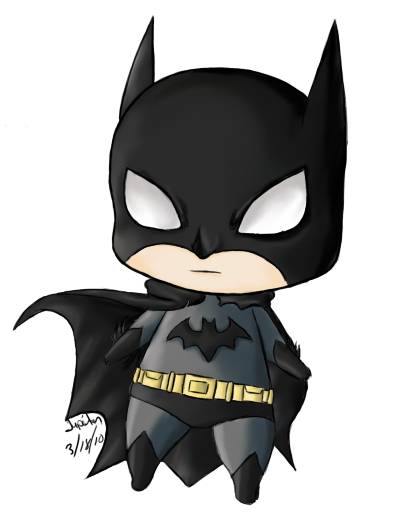 Batman by JupiterBlues on DeviantArt