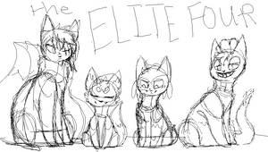 The Elite Four WIP