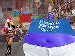 Alexa Wonka: A Berry Flairy Blueberry