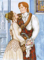 Outlander A Marriage Takes P by lillywmw