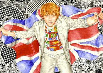RupertGrint:My pictures of you by lillywmw