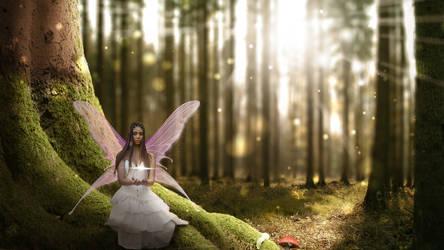 The Tiny Fairy