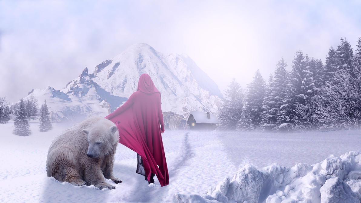 Walkin In The Cold by michaelkrtikos