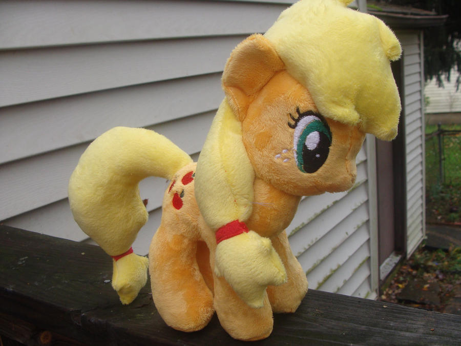 AppleJack Plush by Revilynn
