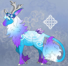Guest Aitielkh Auction: Snowtouched [CLOSED]