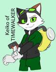 Keiko of Team Timewalker