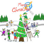 Merry Christmas to Blinx Corp