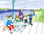 Bubble Tea Beach by Gamer1858