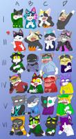 Blinx Corp Emoji Chart