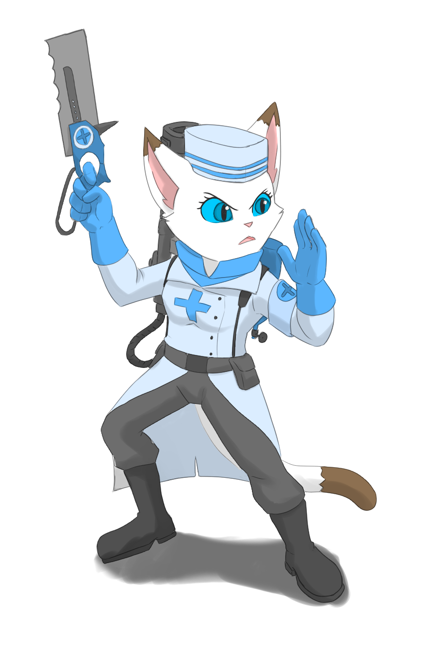 Medic Catherine