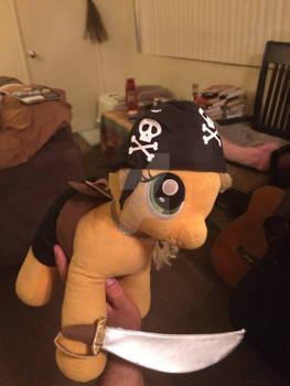Applejack Pirate 2