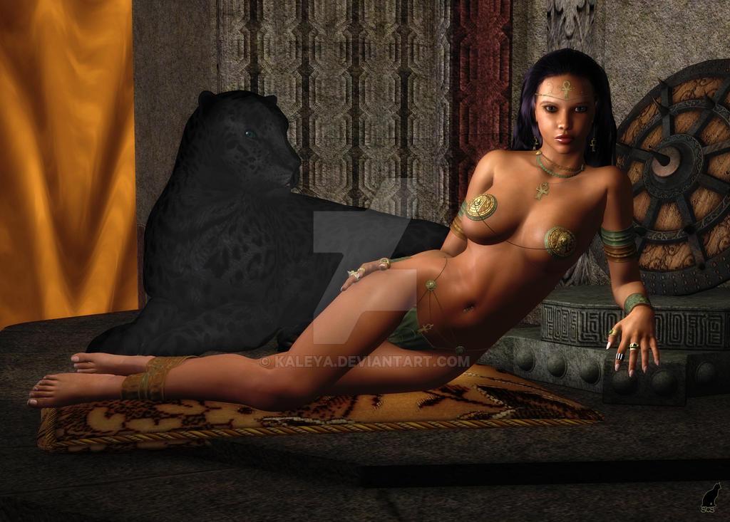 Goddess by Kaleya