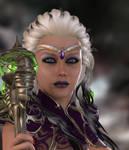 - Sorceress -