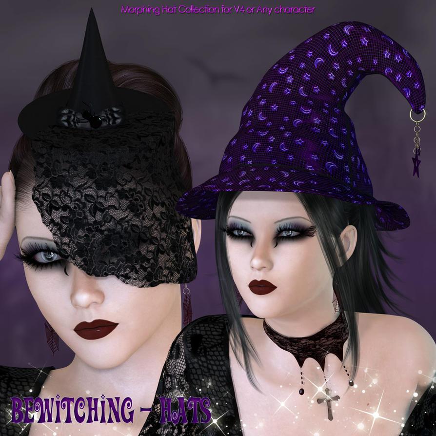 Bewitching Hats Promo by Kaleya